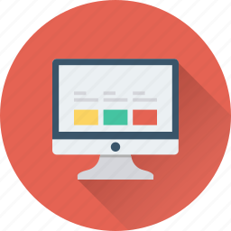 web design, web layout, web template, webpage, wireframe icon