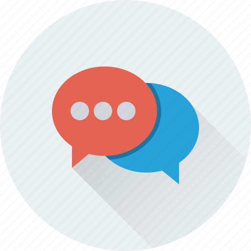 chat balloon, chat bubbles, chatting, conversation, talking icon