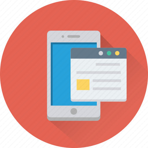 layout, mobile, mobile layout, popup, screen icon