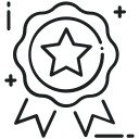 badge, insignia, premium badge, quality, star badge icon