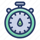 chronometer, countdown, sports stopwatch, timekeeper, timer icon
