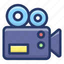 camcorder, digital camera, photography camera, polaroid camera, video camera, video shooting icon