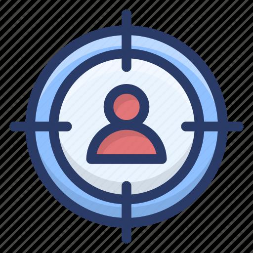 customer focus, customer segmentation, focus group, target audience, target customer icon
