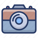 camcorder, camera, digital camera, photography, polaroid camera icon