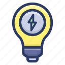 bright idea, creative idea, idea symbol, innovation, innovative idea icon