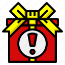 delivery, digital, gift, maketing, notification icon