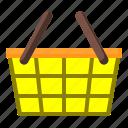 basket, digital, keep, maketing, shopping icon