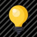 idea, innovation, lamp, light, solution