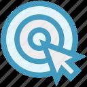arrow, circle, cursor, digital, mouse arrow, mouse click, pointer arrow