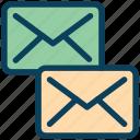 digital, marketing, email, letter, message, mail