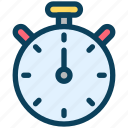 digital, marketing, timer, stopwatch, management, countdown