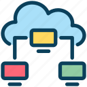 digital, marketing, cloud, computing, sharing, network