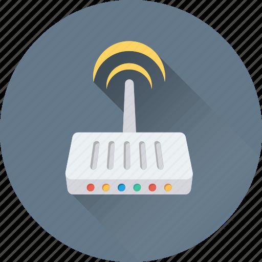 internet, wifi, wifi modem, wifi router, wlan icon