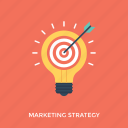 campaign strategy, marketing management, marketing plan, marketing strategy, sales plan icon