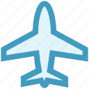 aero plane, airliner, airplane, flight, fly, plane, transport