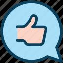 digital, marketing, vote, feedback, rating, like