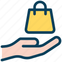 digital, marketing, hand, shopping, buy, sale