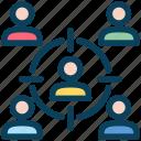 digital, marketing, target, focus, customers, audience