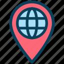 digital, marketing, location, pin, global, world, place