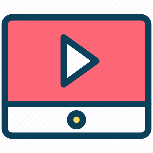 Digital, marketing, media, play, video, ad icon - Download on Iconfinder