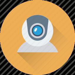 cam, camera, computer cam, live webcam, webcam icon