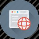 browser, globe, internet, internet explorer, web browsing