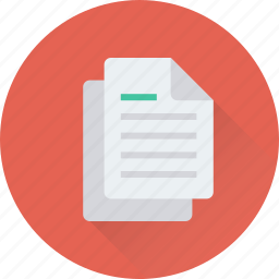 file, sheet, text, text file, word sheet icon