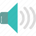 loudspeaker, sound, sound sign, speaker, voice, volume icon
