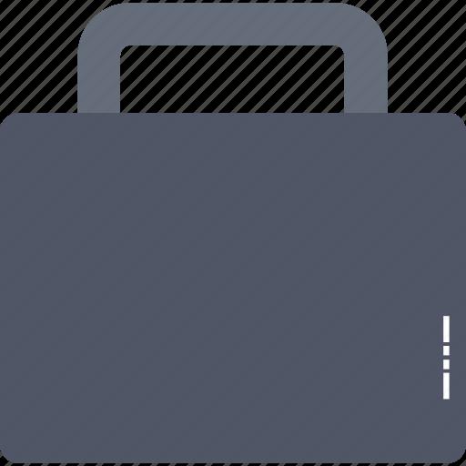 bag, briefcase, business bag, documents case, office bag, official bag icon