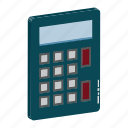 accounting, business, calculation, calculator, digital calculator, mathematics, maths icon