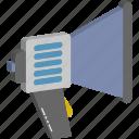 loudspeaker, sound, sound sign, speaker, voice, volume