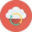 cloud, cloud sync, refresh, reload, sync icon
