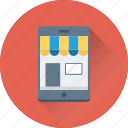 buy, buy online, m commerce, mobile shopping, online shopping icon