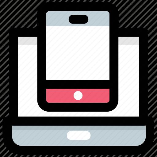 adaptive layout, responsive, responsive design, responsive web design, website development icon