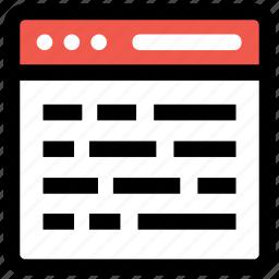 coding, html, programming, source code, web development icon