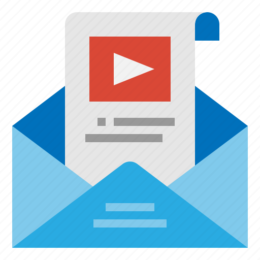 campaigns, email, marketing, message icon