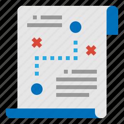 management, marketing, plan, strategy icon