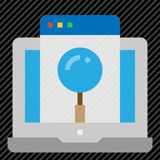 analytics, marketing, web, website icon
