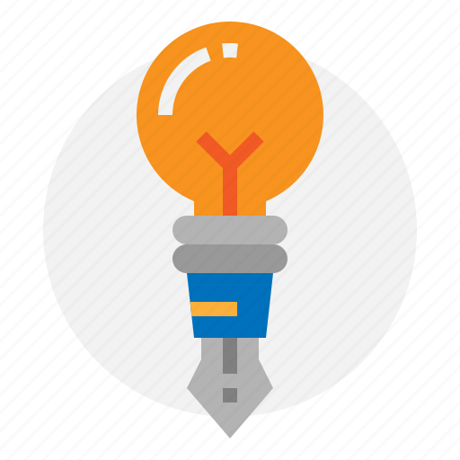 art, creative, design, idea, thinking icon