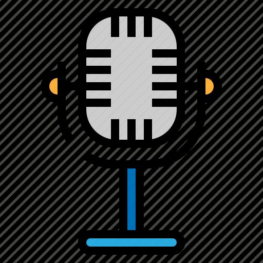 campaign, event, live, message icon