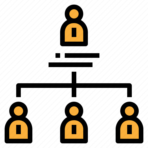 communication, network, organization, team icon