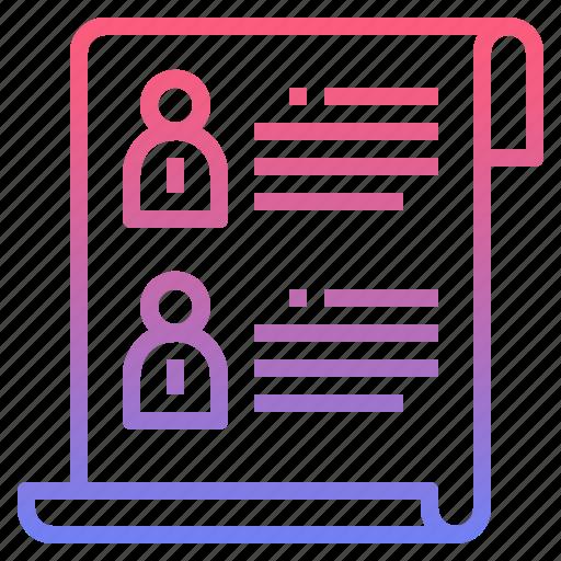customer, marketing, research, survey icon