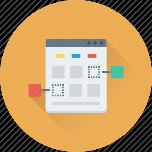 apps, boxes, checkbox, web, webgrid icon