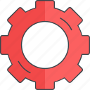 configuration, gear, industry, options, setting, settings, tools icon