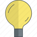 bulb, business, electric, electricity, idea, light, marketing icon
