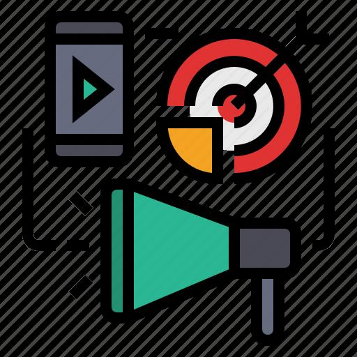 advertise, digital marketing, goal, marketing, optimization, seo, target icon