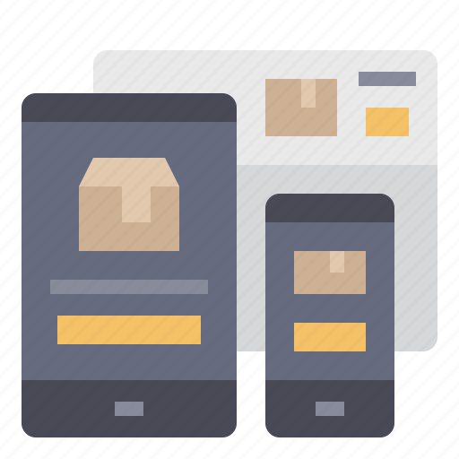 device, display network, marketing, responsive website icon