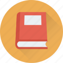 book, bookmark, diary, notebook, notes icon