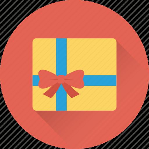 celebrations, giftbox, party, present, xmas gift icon