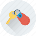 access, key, keychain, keyring, security icon